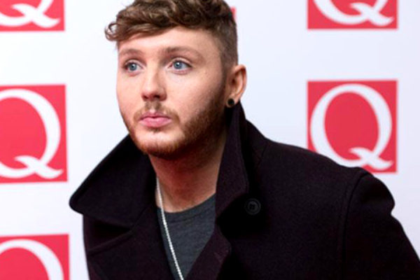 James Arthur | fot. Ian Gavan