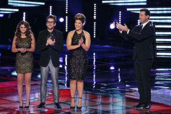 Finaliści piątej edycji amerykańskiego The Voice | fot. CBS