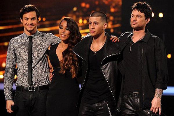 Finaliści trzeciej edycji amerykańskiego The X Factor | fot. FOX