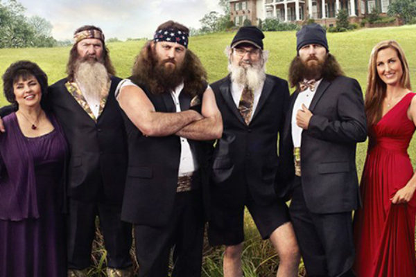 Bohaterowie reality show Duck Dynasty | fot. History Channel