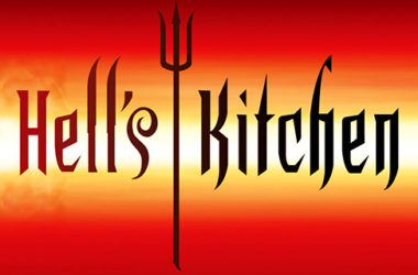 Logo programu Hell's Kitchen