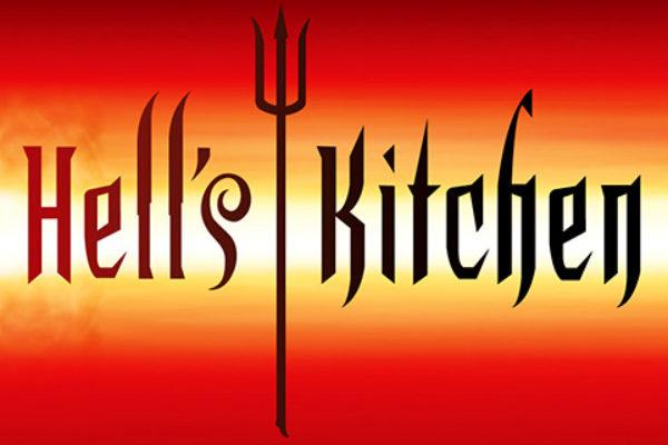 Logo programu Hell's Kitchen