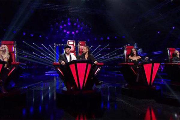 Jurorzy programu The Voice of Poland | fot. TVP