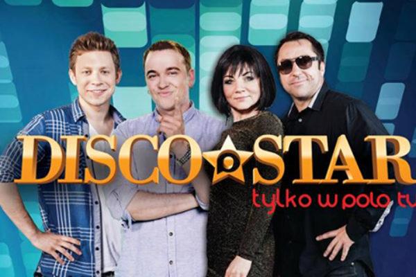 Prowadzący i jury programu Disco Star   fot. Polo TV