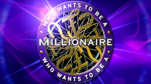 Logo teleturnieju Who Wants to Be a Millionaire?