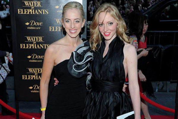 Siostry Roberta Pattinsona: Victoria i Lizzy | fot. Getty Images