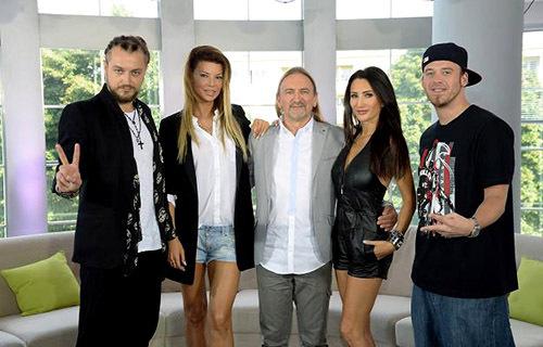 "Jurorzy programu ""The Voice of Poland"" | fot. TVP"