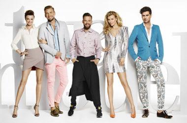 "Jury programu ""Top Model"" | fot. TVN"