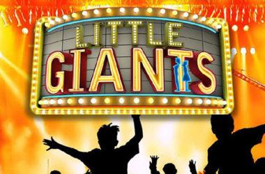 """Logo programu """"Little Giants"""""""
