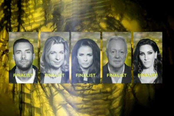 """Finaliści brytyjskiego """"Celebrity Big Brother 15""""   fot. Channel 5"""