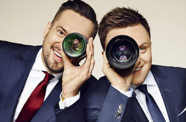 Marcin Prokop i Szymon Hołownia | fot. TVN