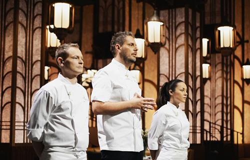 """Jury programu """"Hell's Kitchen"""""""
