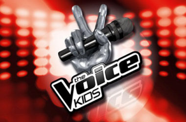 "Logo programu ""The Voice Kids"""