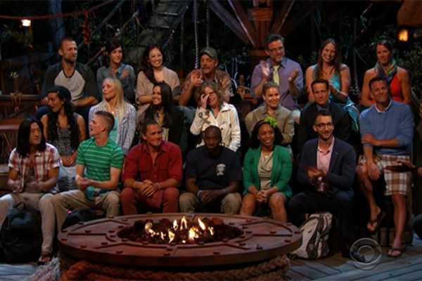 "Uczestnicy ""Survivor 31: Cambodia, Second Chance"" 