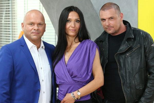 Alicja Walczak, Piotr Gulczyński i Klaudiusz Sevković | fot. TVN