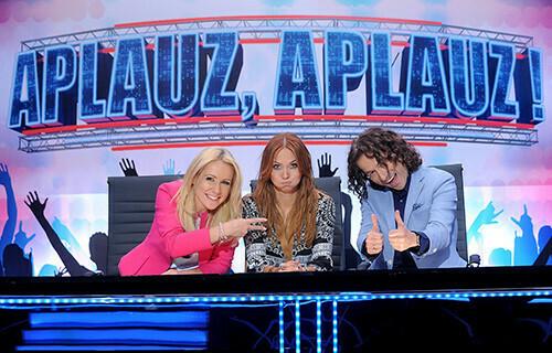 """Jurorzy programu """"Aplauz, Aplauz""""   fot. TVN"""