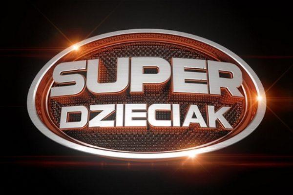 """Logo programu """"SuperDzieciak"""""""
