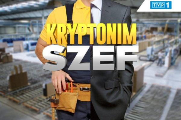 "Logo programu ""Kryptonim Szef"""
