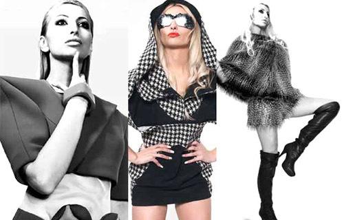 "Jolanta Rutowicz na łamach ""Promo Magazine USA""   fot. Promo Magazine USA"