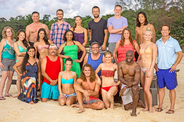 "Uczestnicy ""Survivor: Cambodia, Second Chance"" 