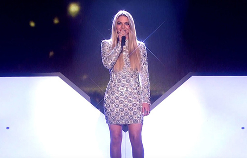 Louisa Johnson | fot. ITV