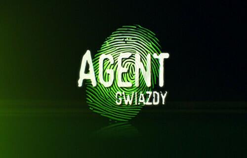 """Logo programu """"Agent: Gwiazdy"""""""
