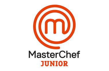 "Logo programu ""MasterChef Junior"""