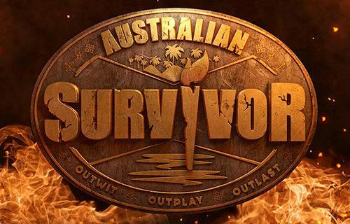 """Logo programu """"Australian Survivor"""""""