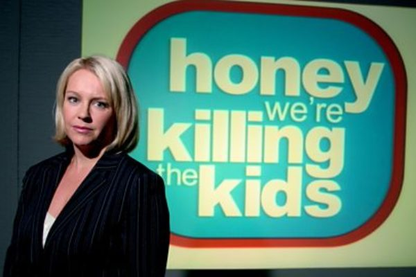 "Logo programu ""Honey, We're Killing the Kids"""