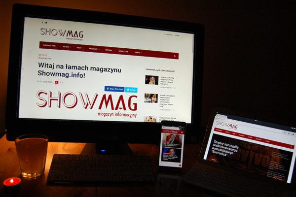Showmag.info - Magazyn informacyjny