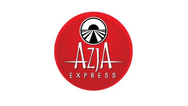"Logo programu ""Azja Express"""