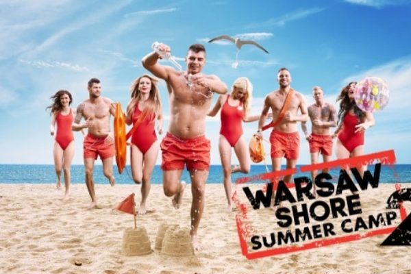 """Uczestnicy """"Warsaw Shore 6: Summer Camp""""   fot. MTV Polska"""