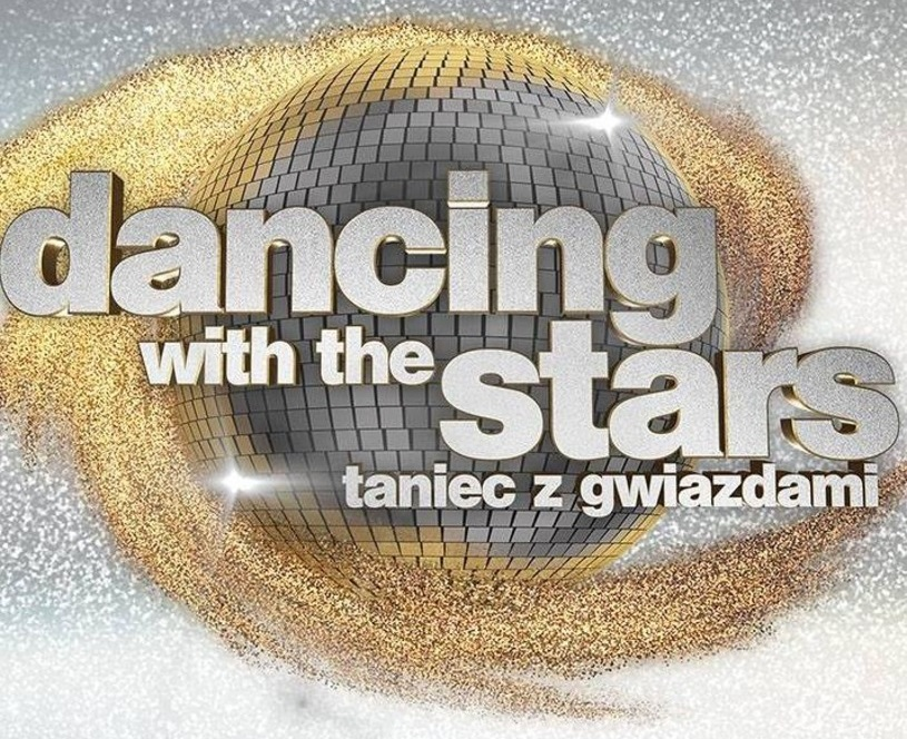 """Logo programu """"Taniec z Gwiazdami"""""""