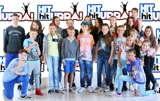 "Uczestnicy programu ""Hit, Hit, Hurra""   fot. TVP"