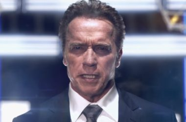 "Arnold Schwarzenegger w programie ""The New Celebrity Apprentice"" 