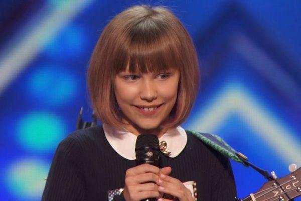 "Grace VanderWaal w programie ""America's Got Talent"" | fot. NBC"