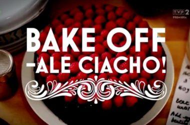 "Logo programu ""Bake off - Ale ciacho!"""