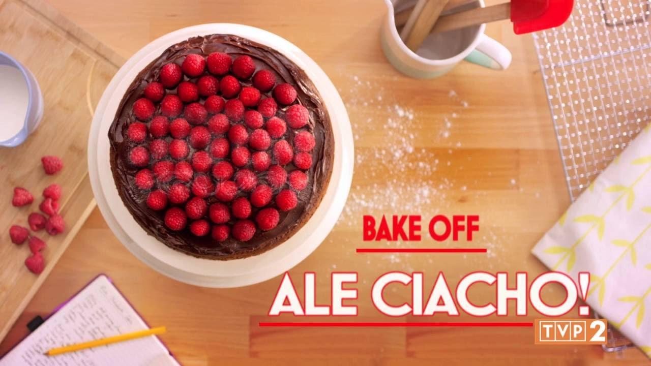 """Kadr z programu """"Bake off - Ale ciacho!"""""""