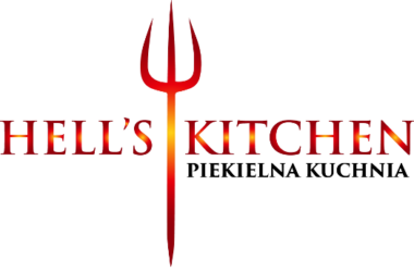 "Logo programu ""Hell's Kitchen"""