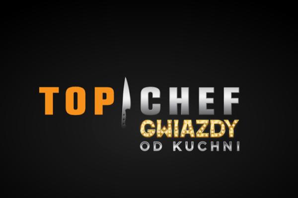 """Logo programu """"Top Chef: Gwiazdy od kuchni"""""""