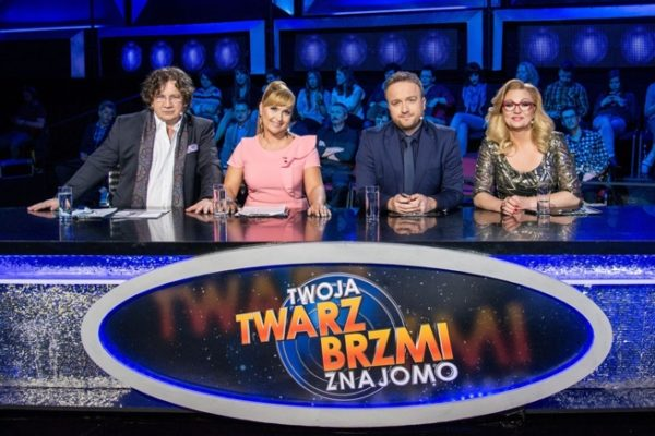 """Jury programu """"Twoja twarz brzmi znajomo""""   fot. Polsat"""