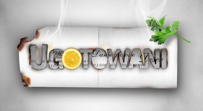 "Logo programu ""Ugotowani"""