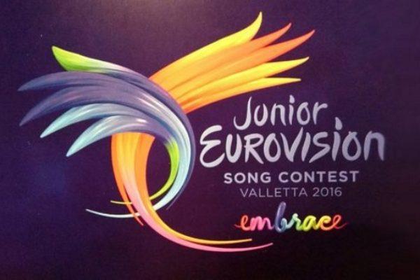 Logo Eurowizji Junior 2016