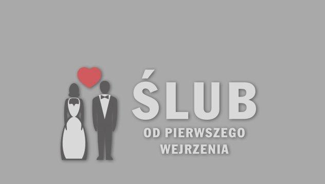 """Logo programu """"Ślub od pierwszego wejrzenia"""""""