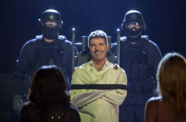 Simon Cowell | fot. NBC