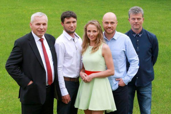 "Uczestnicy programu ""Rolnik szuka żony 3"" | fot. TVP"