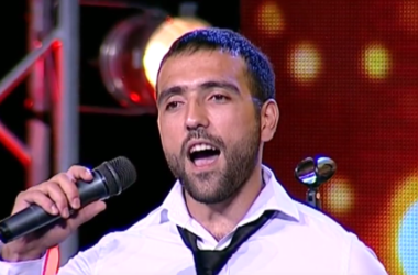 "Davit Chaxalyan w armeńskim ""The X Factor"" 