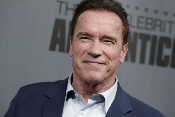 Arnold Schwarzenegger | fot. AFP