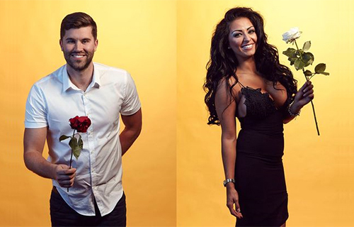 "Kadr z programu ""First Dates"" 