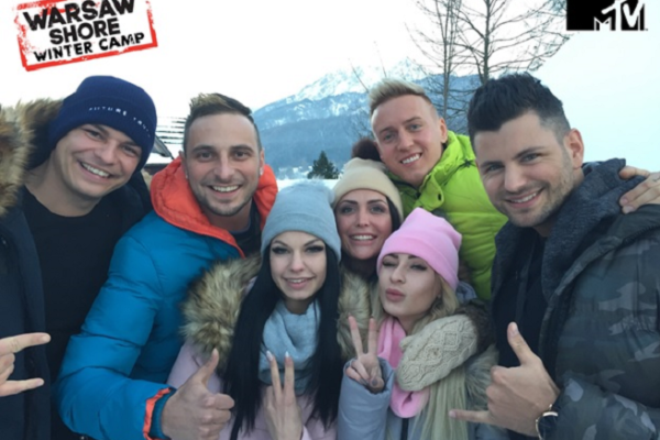 """Warsaw Shore 7: Winter Camp"" 